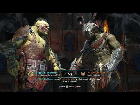 Shadow of War - What Happens When You Send Brother To Kill His Brother