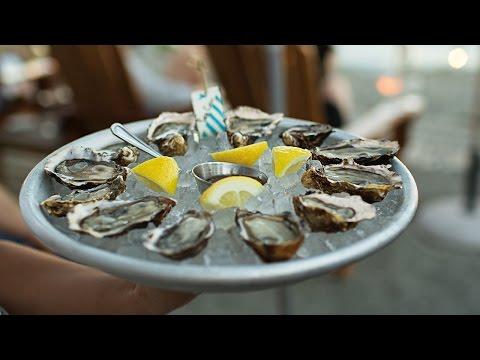Visit Seattle   Tasting the Ocean