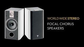 The Focal Chorus 706 Speakers