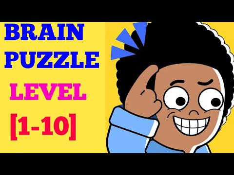 Brain Puzzle 99 Games Level 1 2 3 4 5 6 7 8 9 10 Solution Or Walkthrough