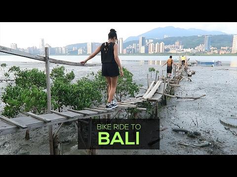 Biking to Bali | NEW TAIPEI CITY, TAIWAN