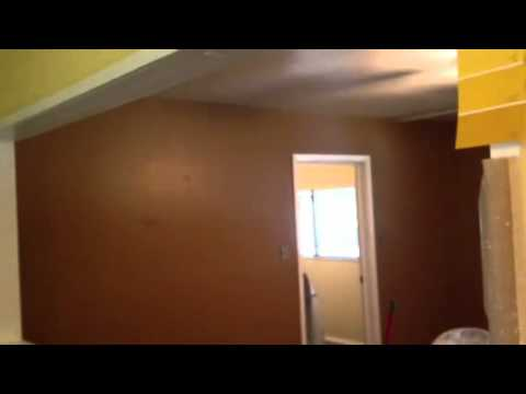 Interior Paint Smokey Topaz Sw 6117 Netsuke Sw 6134 Youtube