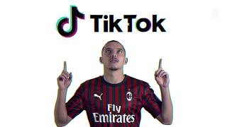 AC Milan is on TikTok