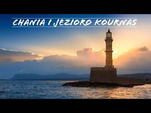 Weekend w Chani/40 stopni Celsjusza/XV wieczne antyki/Jezioro Kournas