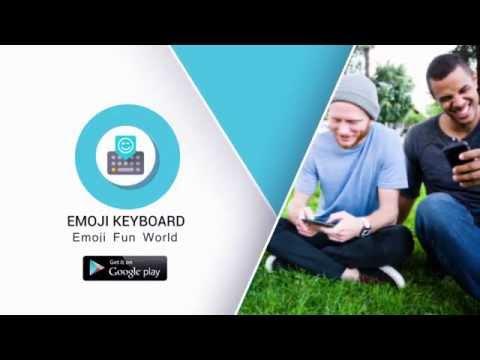Emoji Keyboard - Android & New Extra Emoji