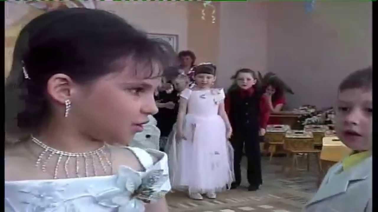 """Песня на выпускном утреннике """"В первый класс"""" - YouTube"""