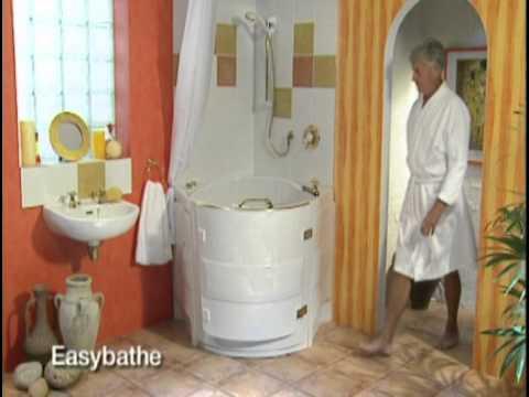 premier care in bathing walk in bath tv advert