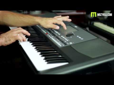 Korg Pa 600 Sounds Part 1