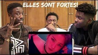 French boys Reacts to Red Velvet 'Bad Boy' MV | Popcorn family