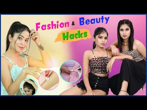 Glam Fashion & Beauty Hacks | Anaysa - Видео онлайн