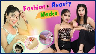 Glam Fashion & Beauty Hacks | Anaysa