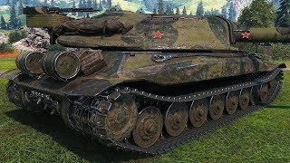 Object 705A - PURE RUSSIAN STEEL - World of Tanks Gameplay
