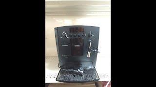Nivona Caferomantica nicr 630 type 667 приготовление латте и кофе. Видео работы кофемашины нивона(Кофемашина полностью подготовлена к работе. Состояние отличное. Узнать характеристики или купить nivona..., 2016-07-03T09:47:55.000Z)