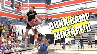 The Dunk Camp Dunkademics Mixtape!! CRAZY Dunk Highlights! Video