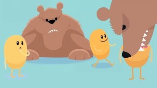 Dumb Ways to Die Original New Update - TIP TOE TAP | Don't Wake The Bear