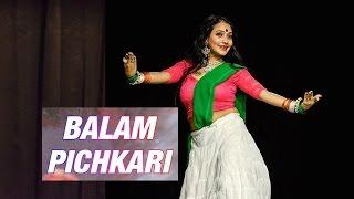 Balam Pichkari - Holi Dance