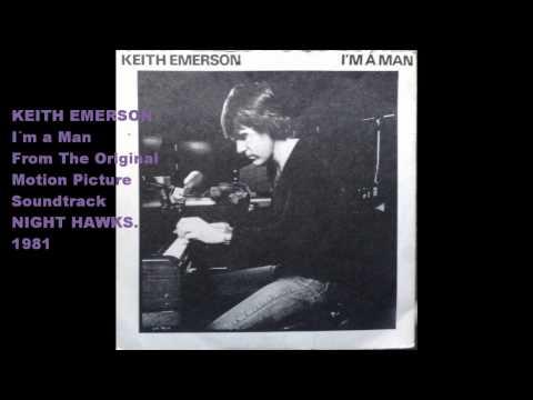Keith Emerson-I´m a Man.