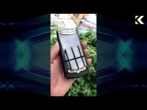 Mạ vàng Vertu TI touch - [xivang.com]
