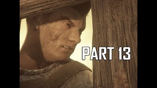 A Plague Tale Innocence Walkthrough Part 13 - Rodric (Gameplay Commentary)