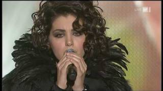 Katie Melua - The Flood (Mr. Switzerland 2010 Election)