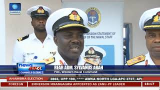Nigerian Navy Sets Up Hydrographic Facility