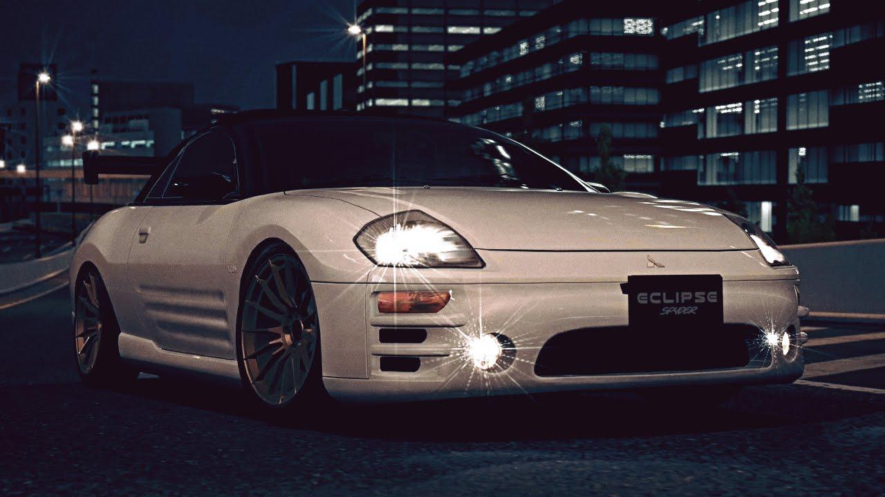 2015 Mitsubishi Eclipse >> (GT6) Mitsubishi ECLIPSE Spyder GTS '03 - Exhaust ...