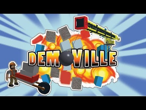 This Area Is Too Danger - Roblox DemoVille [Code]