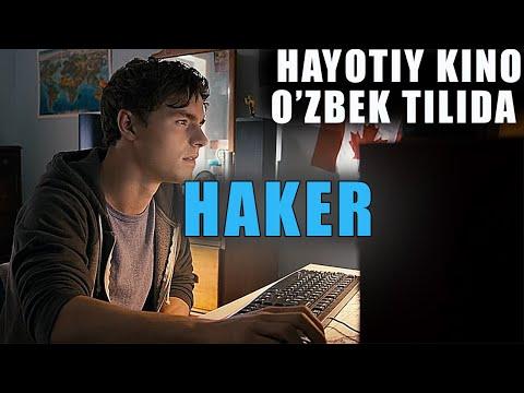 HAKER - O'zbek Tilida / Hayotiy, Detektiv kino / Tarjima kinolar 2020