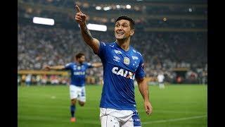 Gol de Arrascaeta - Corinthians 1 x 2 Cruzeiro - Narração de Nilson Cesar