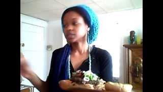 Vegan Lentil, Black Bean & Walnut Burger
