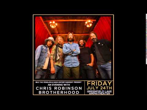 Chris Robinson Brotherhood - Wilmington NC - 7/24/2015