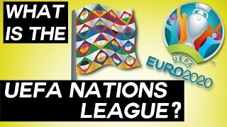 What is the UEFA Nations League & How Does It Affect Euro 2020 Qualification?
