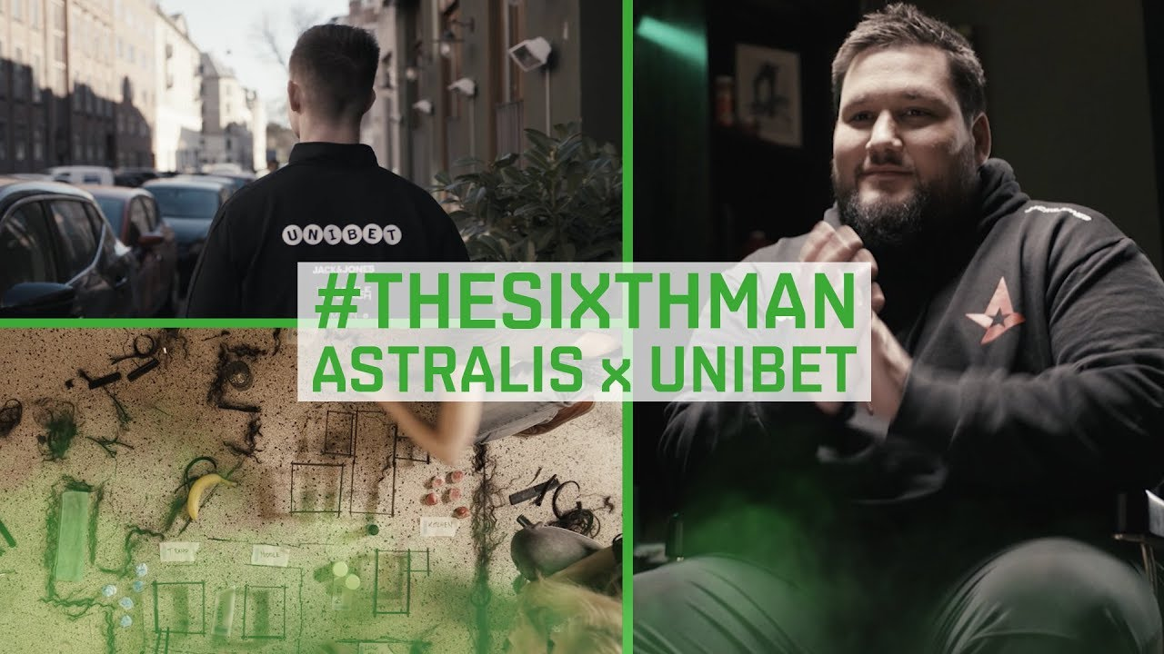 ASTRALIS WIN THE ROUND #TheSixthMan