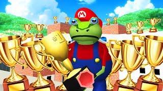 la-rana-en-busca-de-los-trofeos-dorados-amazing-frog