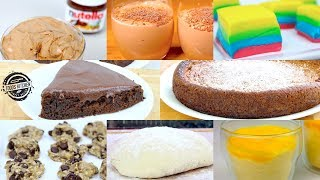 2 Ingredient Recipes - From Fudge, pizza dough to Nutella and everything in-between