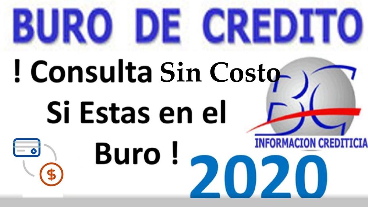 📄 Como Consultar BURO de CREDITO 2020 GRATIS Fácil y Rápido 👍