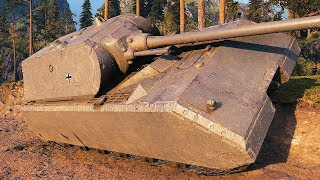 Maus - PURE GERMAN STEEL - World of Tanks Gameplay