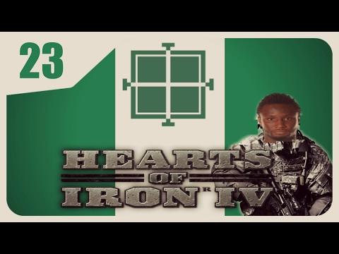 HOI4 Millennium Dawn Mod - Nigeria World Power #23