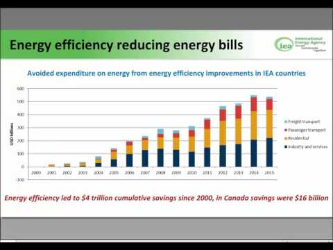 The IEA Energy Efficiency Market report - What it means for DSM