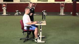 Desk Ergonomics- Pro Sports Club Physical Therapy