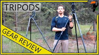 Photography Gear - Tripods for Wildlife Photography