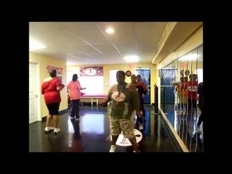 In The Line Of Duty - Feel So Right Line Dance (San Antonio)