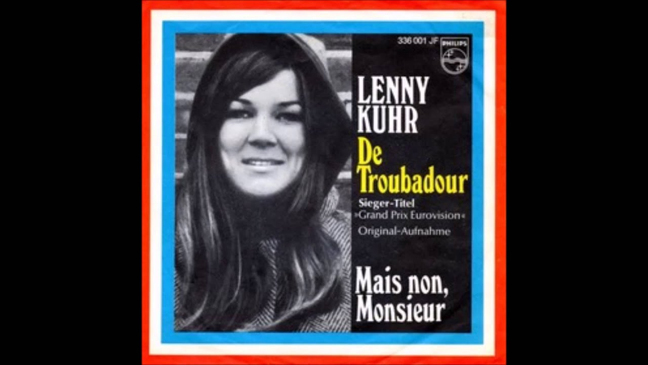 Lenny kuhr de troubadour lyrics