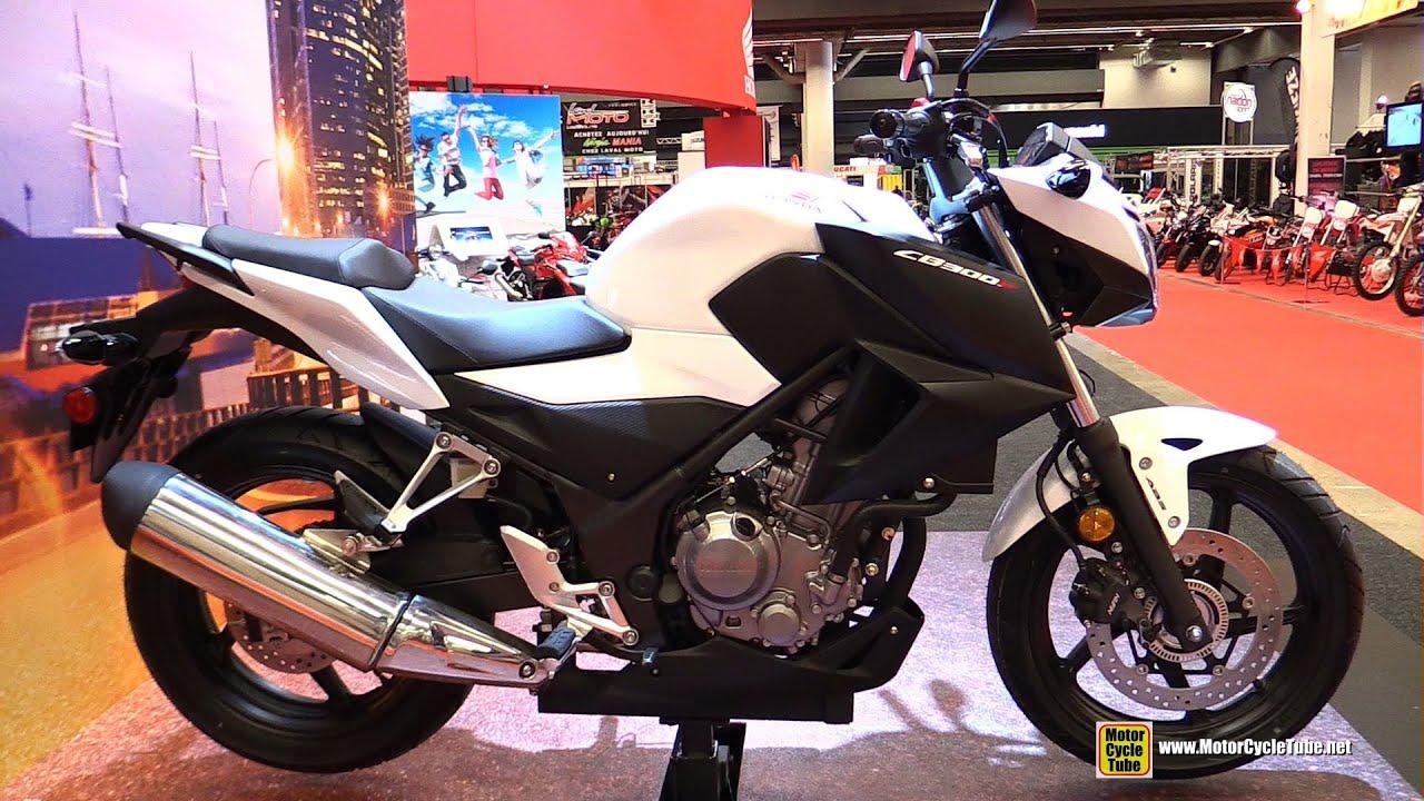 2015 honda cb 300f walkaround 2015 salon moto de - Salon de moto montreal ...