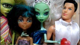 Сбежавший жених 9 серия Сериал с куклами про ЛЮБОВЬ