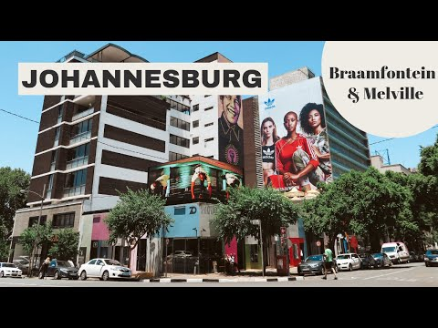 Johannesburg Travel Guide #2: hotspots Braamfontein & adventurous Melville // Your Little Black Book