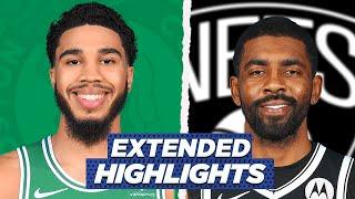 BOSTON CELTICS Vs NETS EXTENDED HIGHLIGHTS | 2021 NBA SEASON