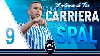 FIFA 20 - CARRIERA ALLENATORE SPAL EP. 9 - BLACKOUT TOTALE