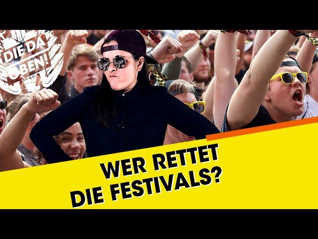 Festival-Desaster 2020 – Wer rettet unsere Festivals?