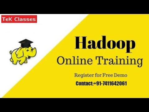 Hadoop Tutorial: Intro To Hadoop Developer Training ...